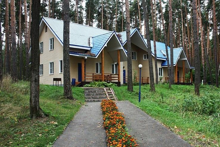 Пансионаты и дома отдыха в Калуге